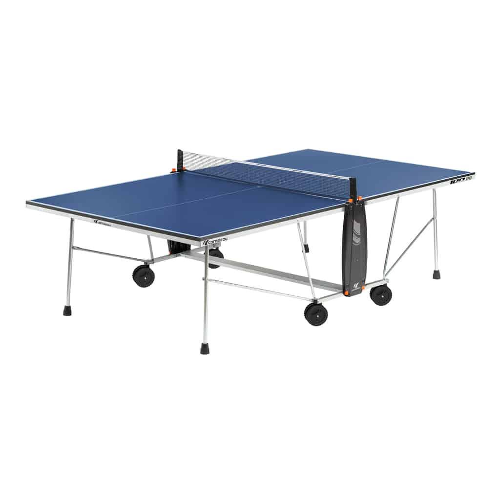 Cornilleau sport 100 indoor rollaway table pingpongpower - Table leroy merlin ...