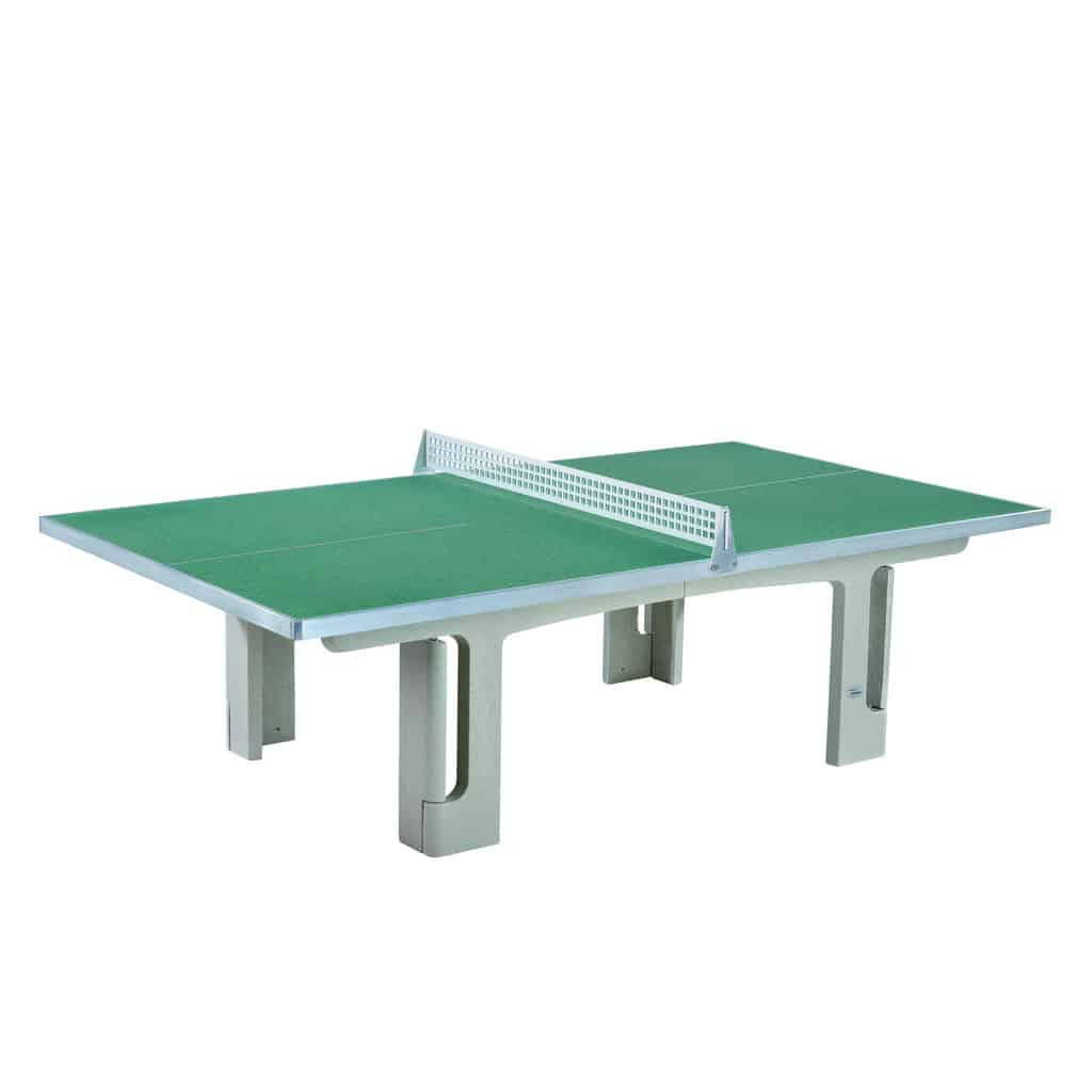 butterfly park granite green concrete table tennis table. Black Bedroom Furniture Sets. Home Design Ideas