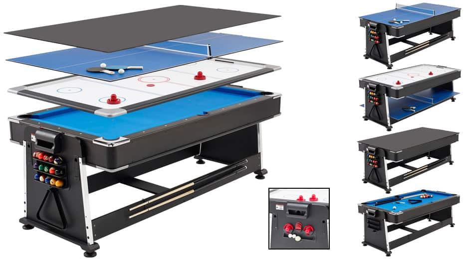 ... Billiard and Table Tennis Table - Sportcraft Billiard Tennis Tables