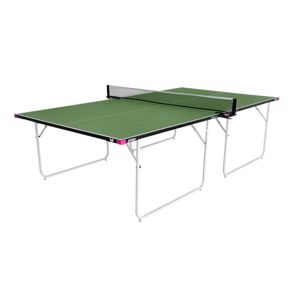 Butterfly Compact 16 Green Table Tennis Table
